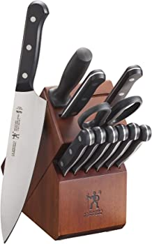 J.A. Henckels International Solution 12 Pc. Knife Block Set