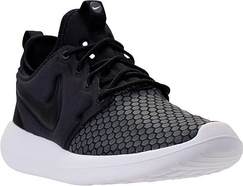 watch 85d6f 1257c NIKE Men s Roshe Two (SE) Sneakers Black Black-White-Dark Grey