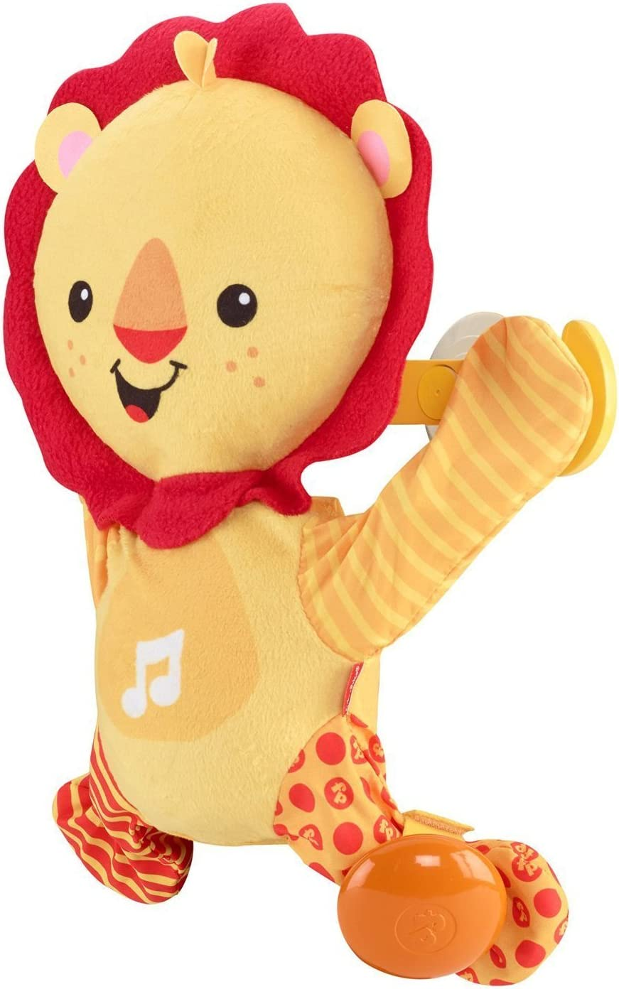 Amazon.com: Fisher-Price Roar 'n Ride Lion: Toys & Games