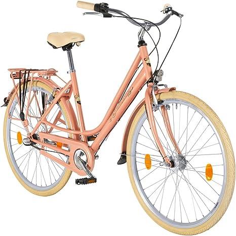 Bicicleta de ciudad para mujer Performance Toulouse, 28 pulgadas ...