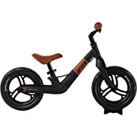 Upten Bingo Alloy Balance Bike for Kids and Toddlers - No Pedal Sport Training Bicycle for Children Ages 3,4,5