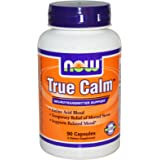 Now Foods True Calm(tm) Amino Relaxer 90 Caps ( two-pack)