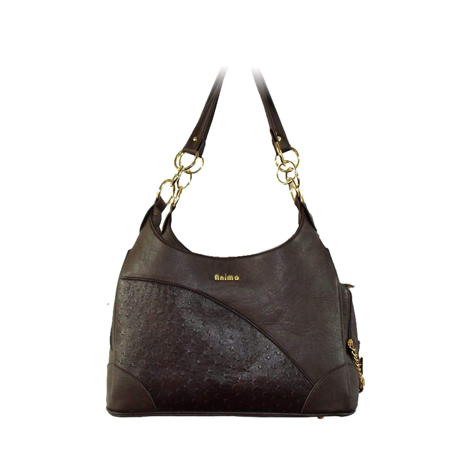 leather designer purse for carrying small dogs