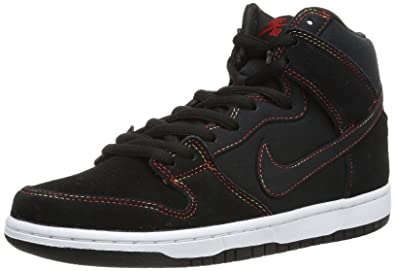 quality design 095b1 d43b7 Nike Dunk High Pro SB, Baskets Homme - Noir - Schwarz (Black 012)