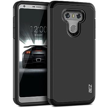 BEZ Funda LG G6, Carcasa Compatible para LG G6 ...