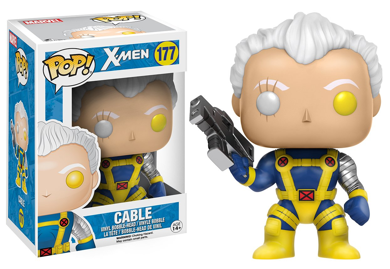 Funko Pop! X-Men - Cable