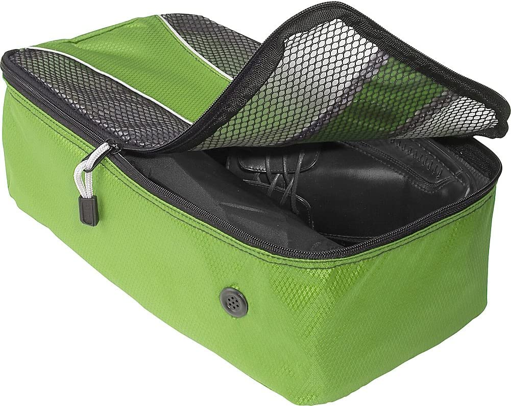 Travel Packing Cube for Shoes eBags Shoe Bag Aquamarine