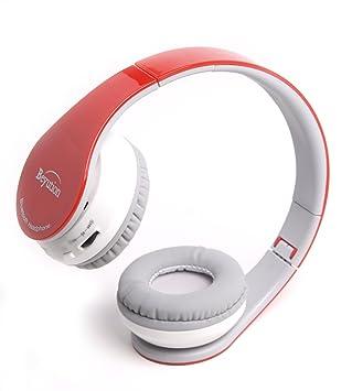 Beyution Bluetooth 4.1 auriculares, Hi-Fi estéreo, cancelación de ruido, – Auriculares
