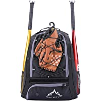 Himal Outdoors Baseball Bag - Baseball Backpack for Youth and Adults, Softball Equipment Bags with Shoe Compartment and…
