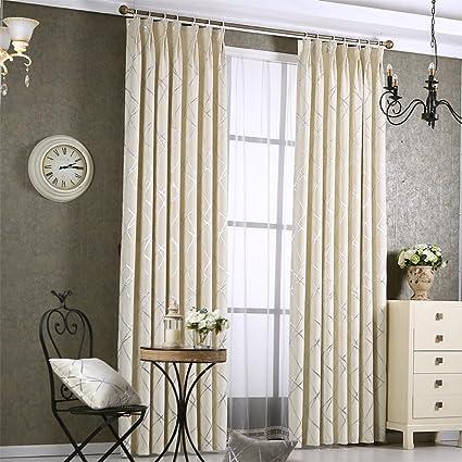 Tende,Ispessito tende soggiorno moderno Light tende camera da letto ...