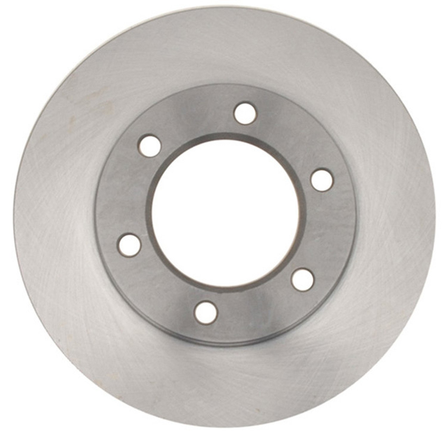 ACDelco 18A35A Advantage Non-Coated Front Disc Brake Rotor