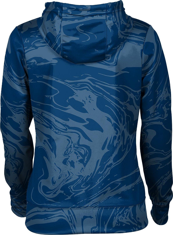 School Spirit Sweatshirt Ripple ProSphere California State University Fullerton Girls Zipper Hoodie
