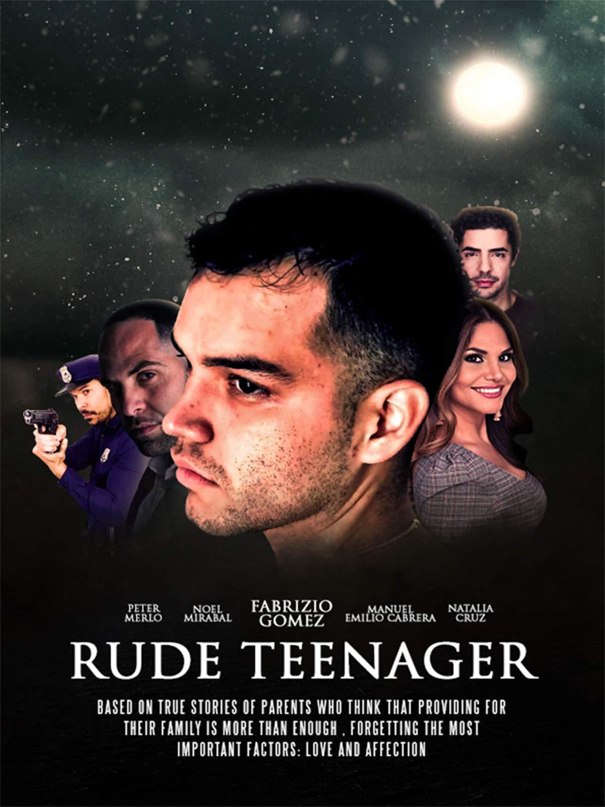 Adolescente Rebelde ( Rude TeenAge) on Amazon Prime Video UK