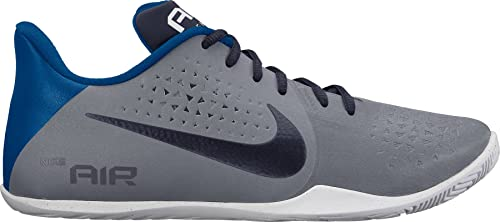 4106ca46848 Image Unavailable. Image not available for. Colour  Nike Men s Air Behold  Low Basketball Shoe ...