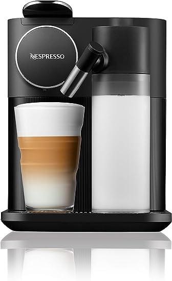 Nespresso Gran Lattissima Espresso Machine by De'Longhi, Black