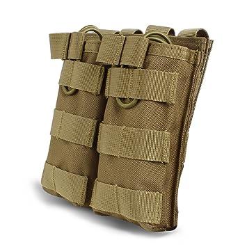 Outry M4 M16 AR15 Cargador Bolsa MOLLE - Triple/Doble/Solo Opciones