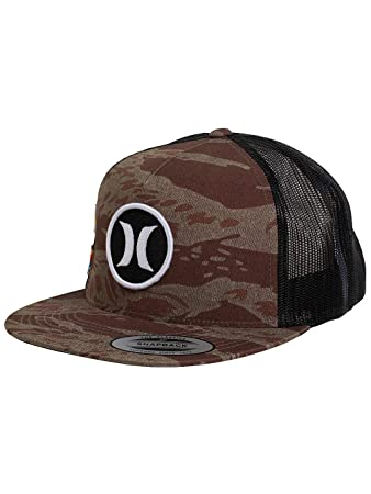 Hurley Herren Kappe Block Party Trucker Cap  Amazon.de  Bekleidung 884eef9f9d