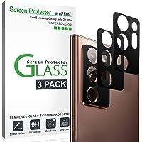amFilm Galaxy Note 20 Ultra Mica Protector de Cámara Trasera (3 Piezas), Protector de Cristal Templado para Lente de…