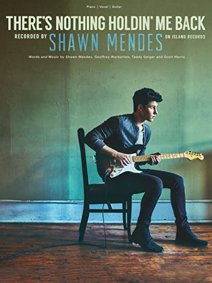 Amazon com: Shawn Mendes - There's Nothing Holdin' Me Back