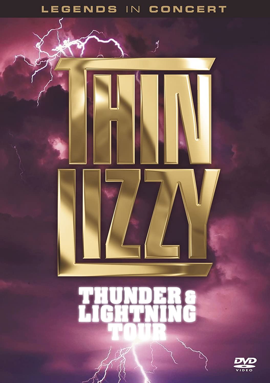 Thunder & Lightning Tour [DVD] [Import] B004Q1DFY2
