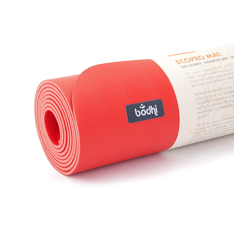 Alfombra de yoga Ecopro 4 mm de grosor, acumulación extrema ...