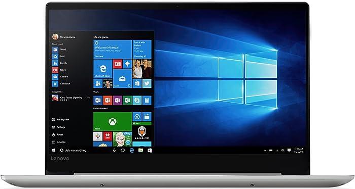 "Lenovo IdeaPad 720S 14"" Laptop Computer - Silver; Intel Core i7 Processor; NVIDIA GeForce MX150; 16GB DDR4; 512GB Solid State Drive"