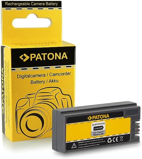 Bateria para Sony NP-FC11 NP-FC10 700mAh