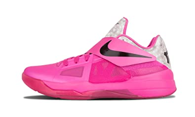 929e7c38498d Nike Zoom KD IV Aunt Pearl Kay Yow Breast Cancer Limited Edition Pink  473679-601