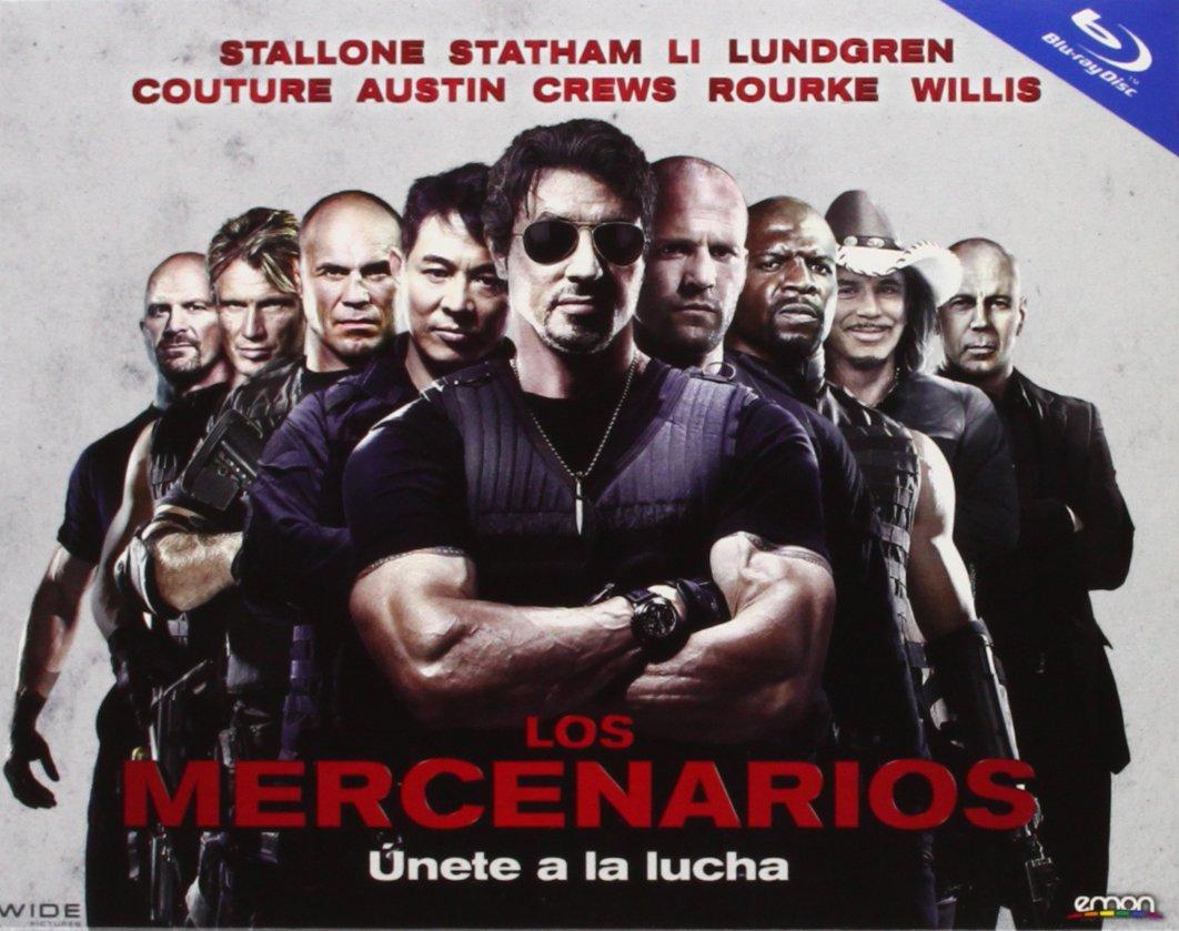 Los Mercenarios - Edición Horizontal [Blu-ray]: Amazon.es: Sylvester Stallone, Sylvester Stallone, Sylvester Stallone: Cine y Series TV