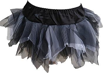 b3029bc279 Yummy Bee Womens Deluxe Layered Tutu Short Mini Skirt Plus Size 2-24