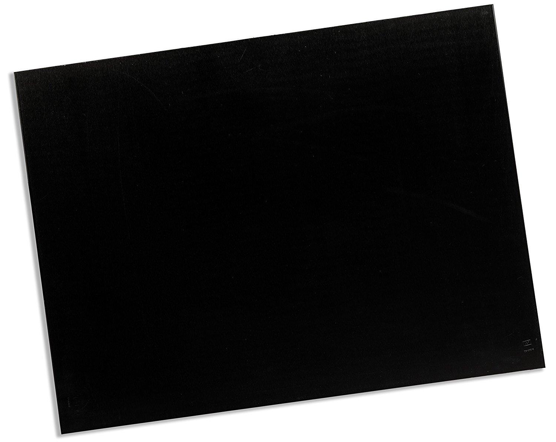 Image of Finger Splints Rolyan Splinting Material Sheets, Aquaplast-T Watercolors, Charcoal Grey, 1/16' x 18' x 24', Solid, 4 Sheets