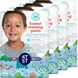 The Honest Company Training Pants, Dinosaurs, 4T/5T, 76 Count