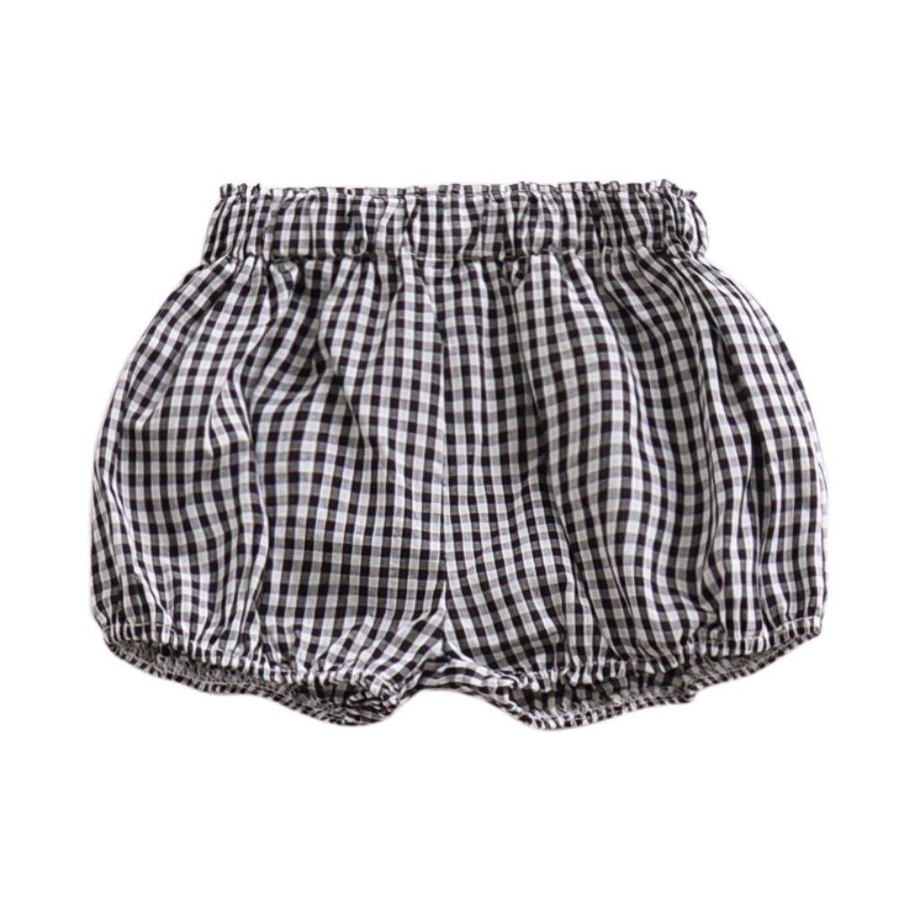 Brightup Baby Mädchen Junge Elastische Rüschen Pumphose Windel Abdeckung Kinder Bottom Shorts Sommer PP Shorts Trainerhosen