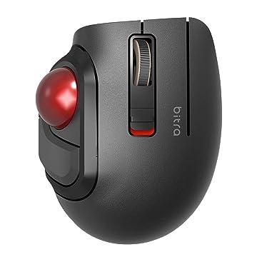 Amazon | エレコム マウス Bluetooth (iOS対応) トラックボール Sサイズ 小型 親指 5ボタン 静音 ブラック M-MT1BRSBK | エレコム | トラックボール 通販