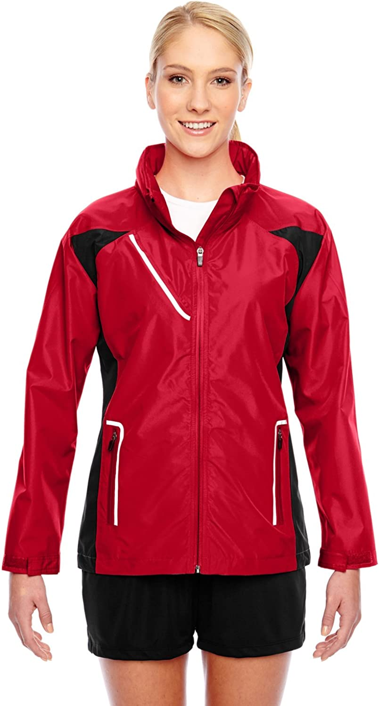 Team 365 Ladies Dominator Waterproof Jacket XXX-Large SPORT RED