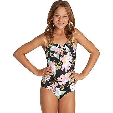 29ce6f8f65 Amazon.com: Billabong Big Girls' Night Bloom Tali Two Piece Swim Set ...
