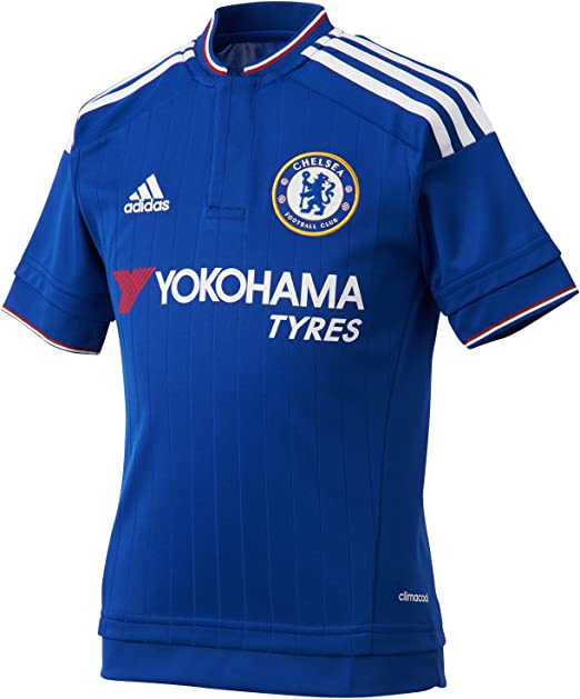 adidas Chelsea Fc Domicile Maillot manches courtes Homme BlueWhitePower