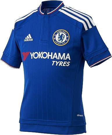 1ª Equipación - Chelsea 2015/2016 - Camiseta oficial adidas ...