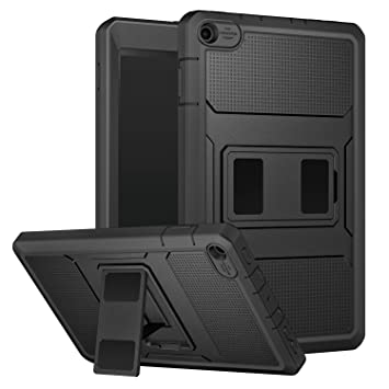 bff177f3855ede Amazon.com: MoKo Case for All-New Amazon Fire HD 8 Tablet (7th and ...