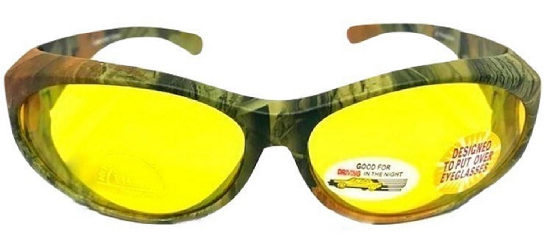 Amazon.com: Visión nocturna amarilla para conducir sobre ...