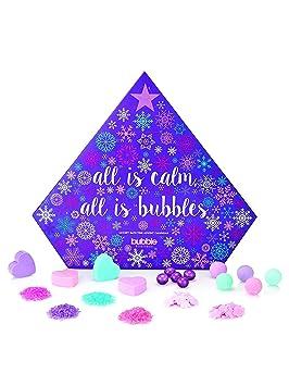 Bubble Boutique Luxury Bath Time Christmas Advent Calendar by Bubble Boutique