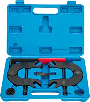 8MILELAKE Camshaft Alignment Engine Timing Locking Holder Tool Compatible for VW//Audi A4 A6