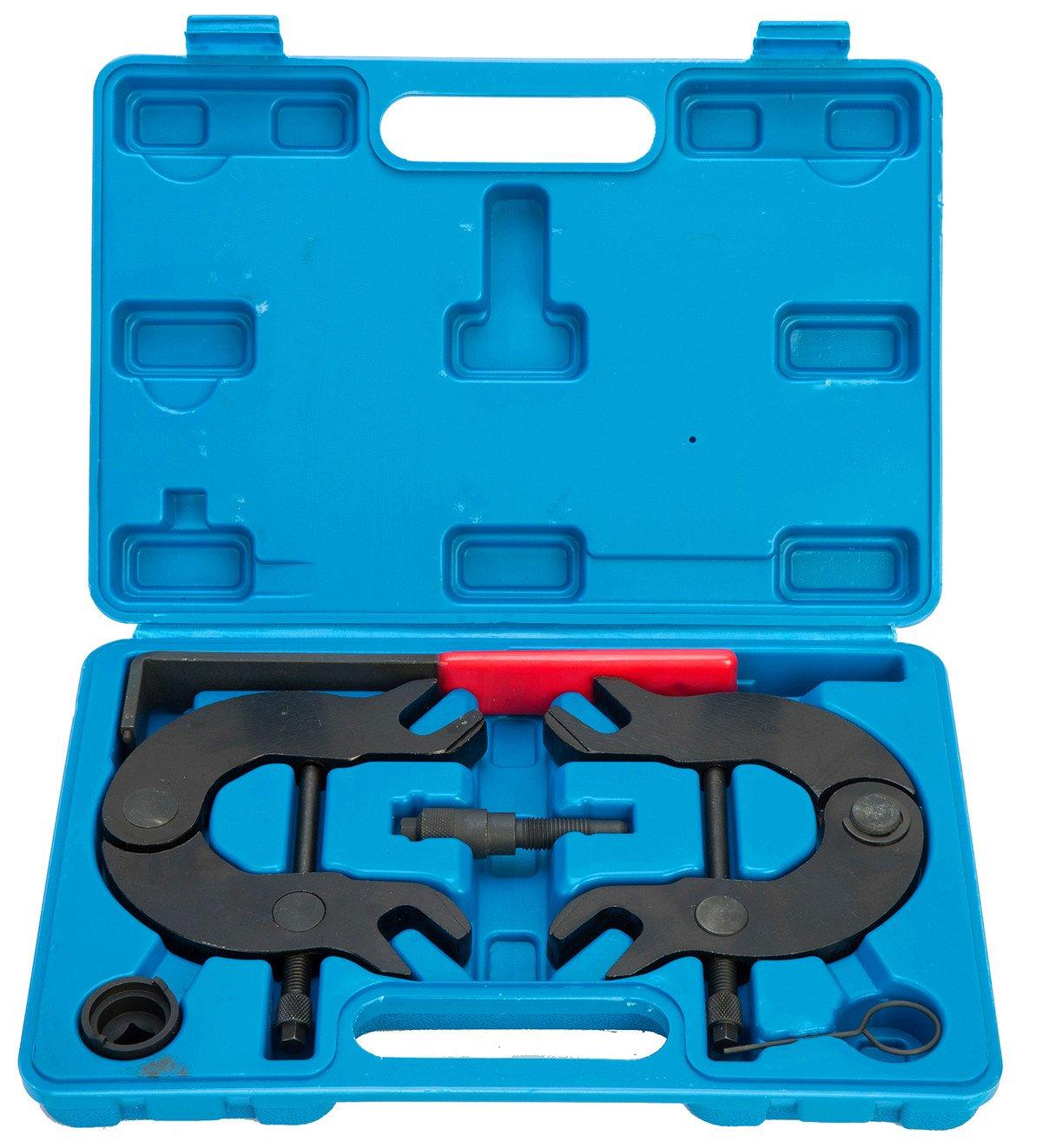 8MILELAKE Camshaft Alignment Engine Cam Timing Tool Kit Compatible for Audi A4 A6 V6 3.0L