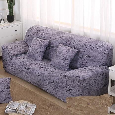 Sofá de algodón cubierta protector,Funda de sofá,Universal ...