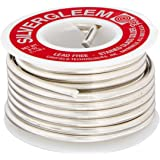 Lead Free Silvergleem Solder Wire - 1/2 Lb Spool