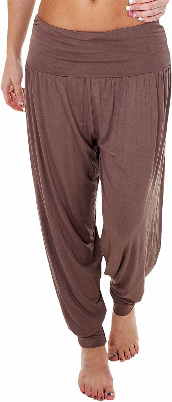 Love My Fashions® Mujer Alibaba Harén Impreso Pantalones Ladies Baggy Causal Elástica Cintura Tobillo Cuff Hareem Suelta Fitting Trousers Talla Extra