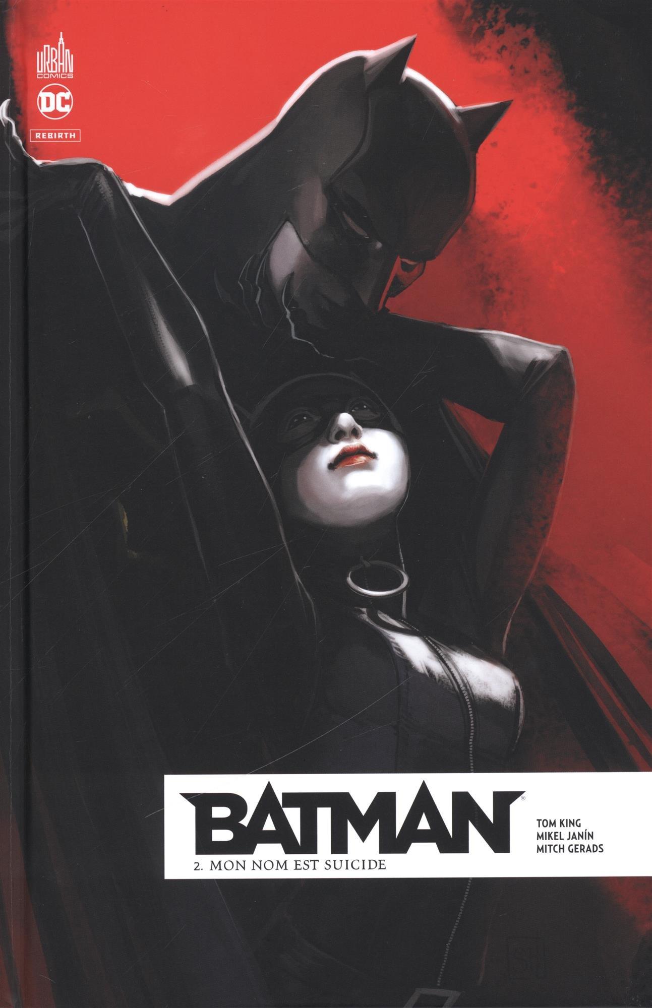 commencer les comics batman
