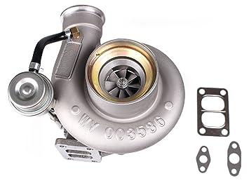 Cargador de Turbo Rebuid Kit de reparación para holset HX35 hx35 W hy35 HX40 HE351: Amazon.es: Coche y moto