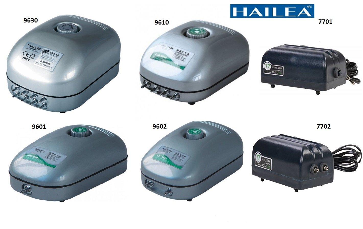 Aqua Forte Hailea Luftpumpe Aco 9610 10Watt, 10l/m, max. Druck 1,5m AquaForte SC149