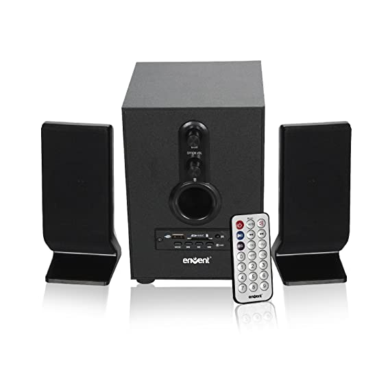 Envent Deejay 303 ET SP21303 Home Audio Speaker  Black